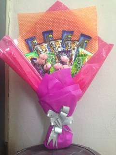 Chocolate bouquet 💐
