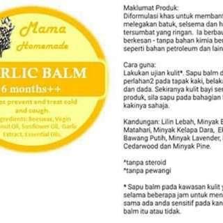 Garlic Balm