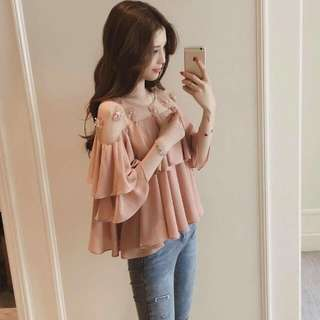 🍃Formal Layered Blouse