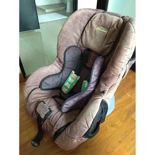 [Give Away] Britax Safe-N-Sound Car Seat 7000/H/2000