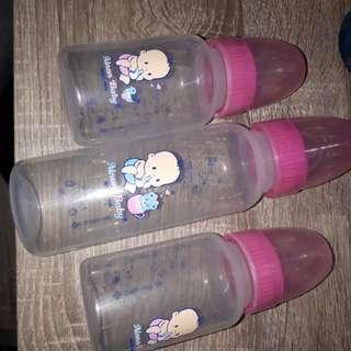 Ainon bottles 3 pcs new