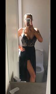 Maxi dress/jumpsuit
