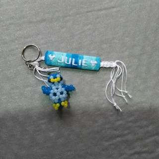 Customised Named Keychain (Customer's Order)