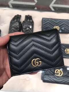 Gucci wallet 銀包 not Lv Gucci Dior chanel bv miu miu