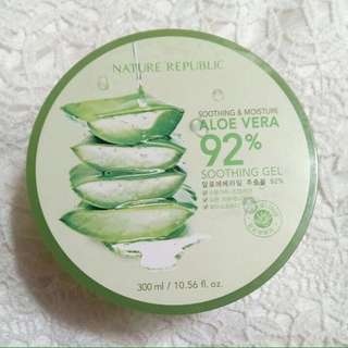 Nature Republic Aloe Vera Gel - Share in Jar