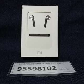 Xiaomi Mi in-ear Headphones Pro (silver)