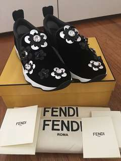 Authentic Fendi sneaker