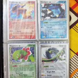72 Rare Pokemon Cards + 15 EX included