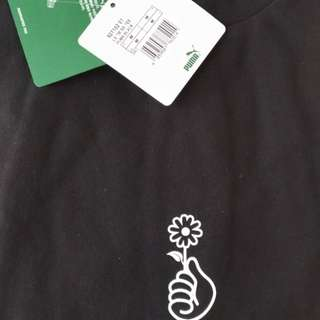 BTS x Puma Collaboration Tshirt