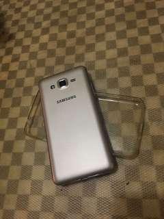 Samsung J2.prime.4G.金色.9成新
