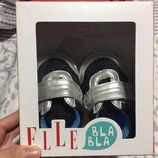 全新Elle BlaBla 嬰兒鞋 Baby Shoes (9-12mths)