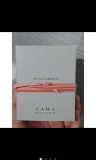 Parfume zara- joyful tuberose