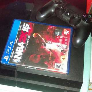 PS4 PHAT latest firmware 500gbhdd