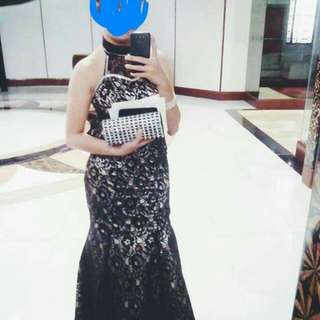 Mermaid Gown for RENT