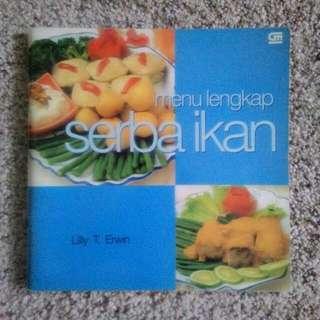 Buku Menu Lengkap Serba Ikan