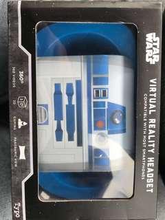 Virtual Reality Star Wars Headset