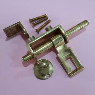 Sliding lockset (HW)