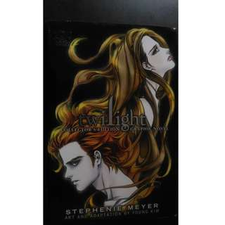 TWILIGHT Collector's Edition Graphic Novel