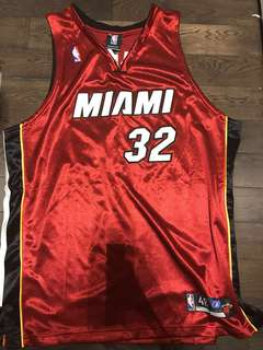 Shaq Miami jersey large (Reebok) new with tags