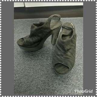 BRANDED Wedge Sandals