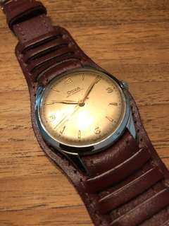 DOXA Vintage Mechanical Hand Winding