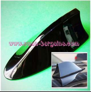 High Quality Black BMW-style Design Shark Fin Radio Aerial Antenna with Reception Circuit Board