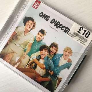 One Directions - UpAllNight