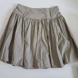 Skirt with Lining