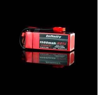 Infinity 1500mAh LiPo battery