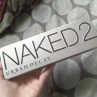 Naked 2 palete