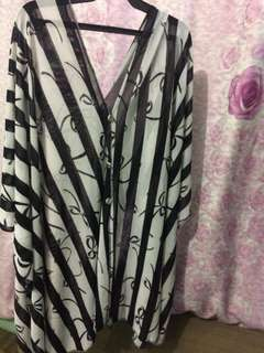Stripes cover-up  (Repriced)