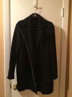 Minimum Black Wool coat