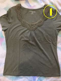 Branded Women's Tops 3RD BATCH (Used)