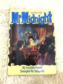 Mr Midnight #13