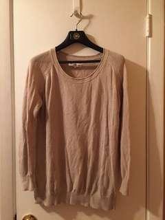 Aritzia (Community) Beige Sweater