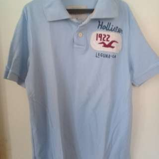 Hollister Polo shirt Blue