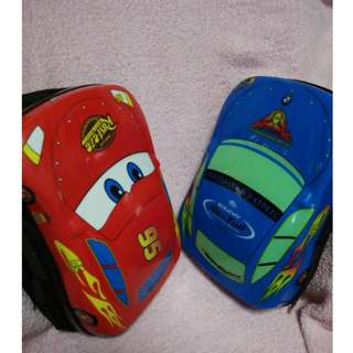 School Bag - Hard casing (Pre-schooler)