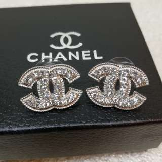 Chanel Studs Earrings