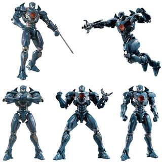 "HG Gypsy Avenger from ""Pacific Rim: Uprising"" Plastic Model(Without LED)"