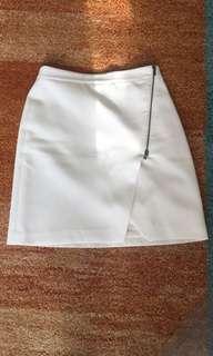 Club Monaco asymmetrical skirt
