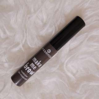 Essence Make Me Brow Mascara Browny