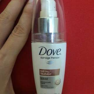 Preloved Dove Damage Therapy Hair Care