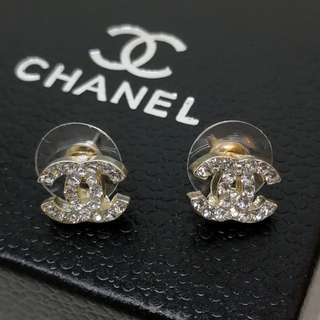 Chanel Studs Earrings