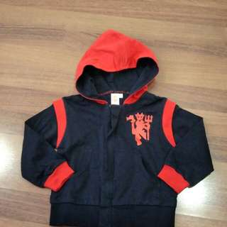 Baby manchester united outerwear, new