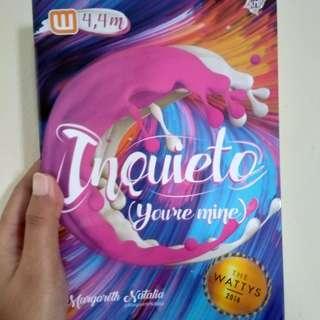 Inquieto - Margareth Natalia