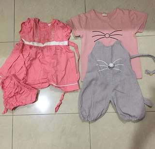 Baby Clothes : 6-12 months