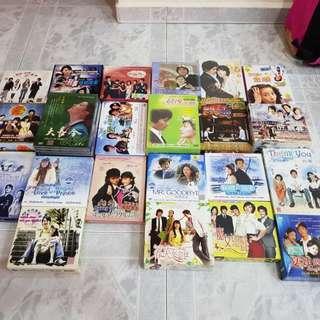 DVD Korean Drama Set