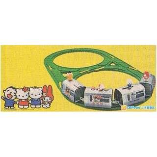 絕版 MTR Hello Kitty and Friends 火車系列 一套4款 (全新未拆袋)