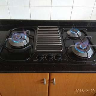 Good condition Turbo cooker hob for sales
