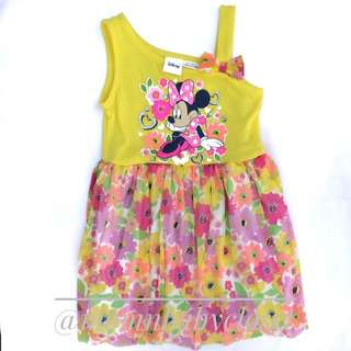 Minnie Mouse Summer Dress